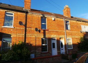 Thumbnail 3 bed terraced house to rent in Beaufort Street, Gainsborough