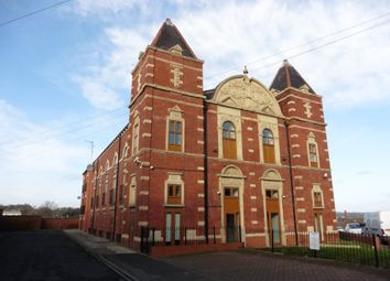 Thumbnail 1 bed flat to rent in Bexley Hall, Hall Road, Leeds