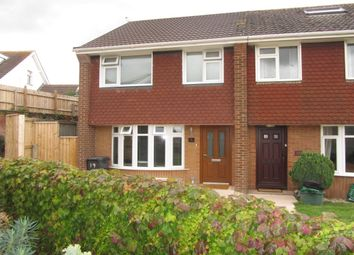 Thumbnail 2 bed terraced house to rent in Tyrrell Mead, Sidmouth
