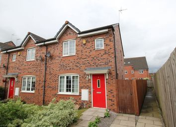 Thumbnail 3 bed semi-detached house for sale in Latimer Close, Widnes