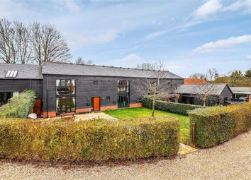 5 bed semi-detached house for sale in Chipping Hall Barns, Buntingford, Hertfordshire SG9