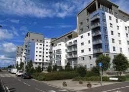 Thumbnail 2 bed flat to rent in Western Harbour Midway, Granton, Edinburgh