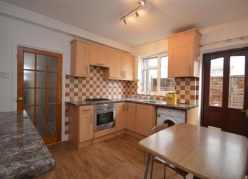 Thumbnail 1 bed flat to rent in Pevensey Road, London