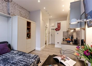 Thumbnail Studio to rent in Linden Gardens, London W24Hh