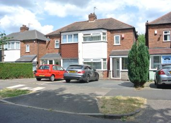 Thumbnail 2 bed semi-detached house for sale in Courtenay Road, Great Barr, Birmingham