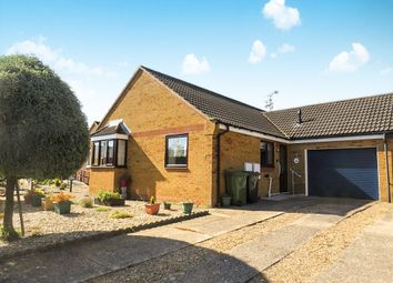 Thumbnail 2 bedroom detached bungalow for sale in Townshend Green East, Fakenham