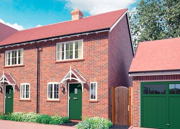 Thumbnail 2 bed terraced house for sale in Preston Manor Road, Tadworth