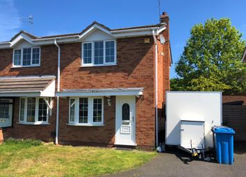 Thumbnail 2 bed semi-detached house to rent in Baneberry Drive, Featherstone
