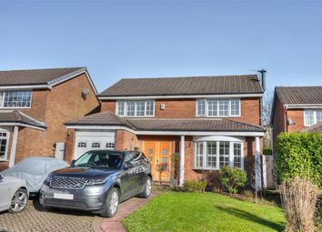 Thumbnail 4 bed detached house for sale in Brentwood Close, Smithy Bridge