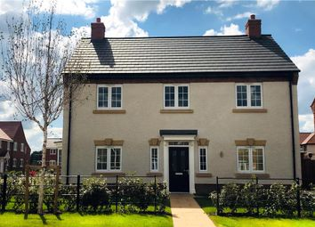 """Thumbnail 4 bed detached house for sale in """"Stainsby"""" at Starflower Way, Mickleover, Derby"""