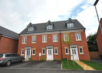 Thumbnail 3 bed town house to rent in Manor House Court, Chesterfield