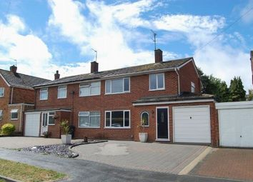 Thumbnail 3 bed semi-detached house for sale in Landcross Drive, Abington Vale, Northampton