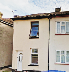 Thumbnail 3 bedroom terraced house to rent in West Street, Gillingham