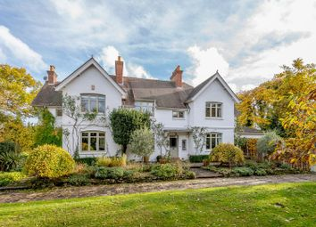 Thumbnail 5 bed detached house for sale in Lancaster Close, Middle Hill, Englefield Green, Egham