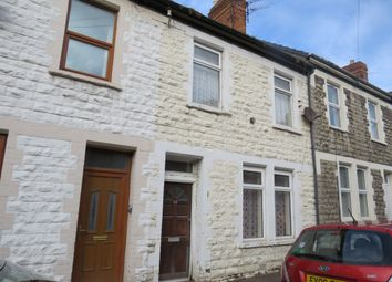 Thumbnail 3 bed terraced house for sale in High Street, Barry