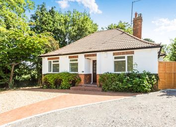 Thumbnail 3 bed detached bungalow for sale in Edward Avenue, Bishopstoke, Eastleigh