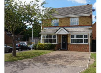 Thumbnail 3 bed detached house for sale in Sceales Drive, Cliffsend, Ramsgate