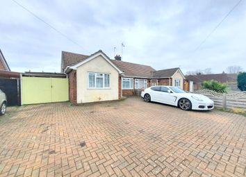 Ash Grove, Feltham TW14. 2 bed semi-detached bungalow for sale