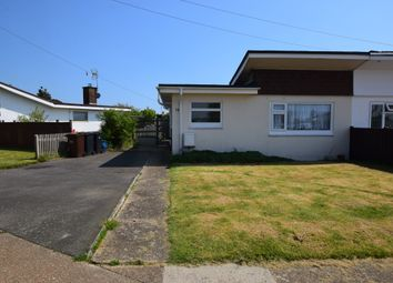 Thumbnail 2 bed semi-detached bungalow for sale in The Boulevard, Pevensey Bay