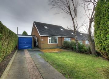 Thumbnail 1 bed bungalow for sale in Marsham Close, Dumpling Hall, Newcastle Upon Tyne