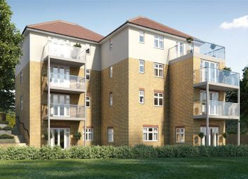 Thumbnail 1 bed flat for sale in Magenta Lodge, Roe Green, London