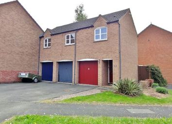 Thumbnail 1 bed end terrace house to rent in Viking Way, Ledbury