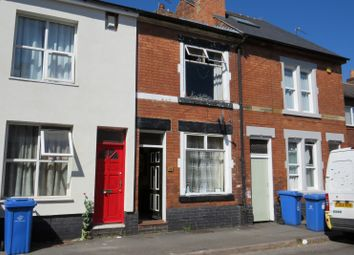 Thumbnail 2 bed terraced house for sale in Markeaton Street, Derby, Derbyshire