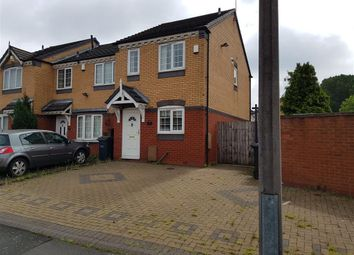 Thumbnail 2 bed property to rent in Woodruff Way, Walsall