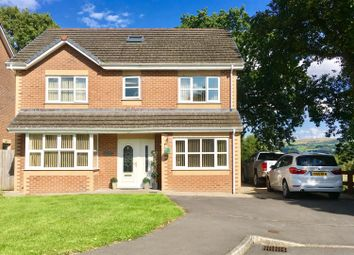 Thumbnail 6 bed detached house for sale in Ffordd Y Deri, Tycroes, Ammanford