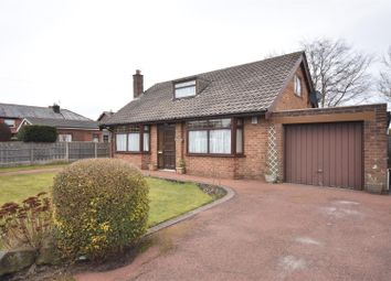 Thumbnail 2 bed detached bungalow for sale in Bagganley Lane, Chorley