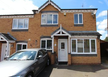 Thumbnail 3 bed semi-detached house to rent in Ludlow Lane, Walsall