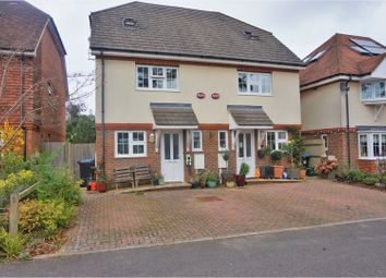 Thumbnail 3 bed semi-detached house for sale in Stanstead Close, Caterham