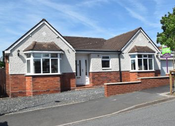 Thumbnail 2 bed detached bungalow for sale in York Avenue, Droitwich