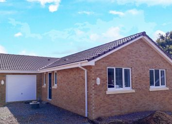 Thumbnail 3 bedroom detached bungalow for sale in Bryn Siriol, Caerphilly