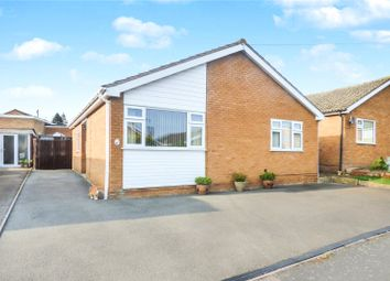 Thumbnail 2 bed bungalow for sale in Mill Grove, Lutterworth, Leicestershire