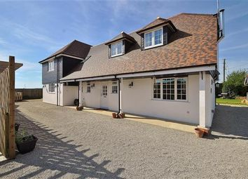Thumbnail 5 bed detached house for sale in Smeeth, Ashford