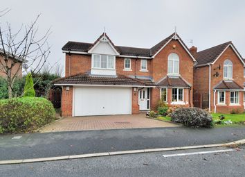 Thumbnail 5 bed detached house to rent in Hall Pool Drive, Offerton, Stockport, Cheshire