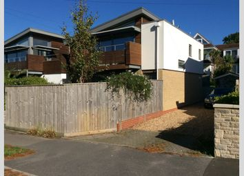 Thumbnail 3 bed detached house to rent in Dorset Lake Avenue, Poole