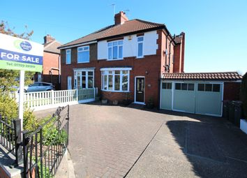 Thumbnail 3 bed semi-detached house for sale in Fitzwilliam Street, Swinton, Mexborough