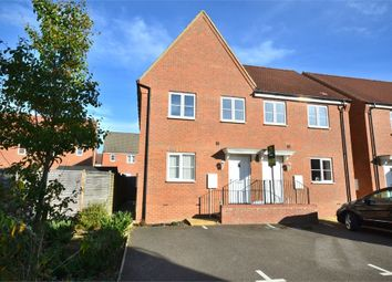 Thumbnail 3 bed semi-detached house for sale in Buttercup Close, King's Lynn