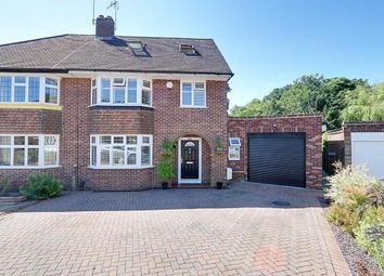 Thumbnail 4 bed semi-detached house for sale in Kent Gardens, Ruislip