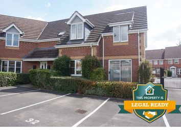Thumbnail 1 bed flat for sale in Warren House Court, Walmley, Sutton Coldfield