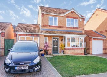 4 bed detached house for sale in Finch Drive, Sleaford NG34