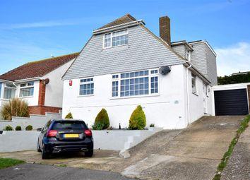 Thumbnail 3 bed link-detached house for sale in Cissbury Crescent, Saltdean, East Sussex