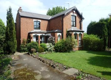 Thumbnail 3 bed detached house for sale in School Lane, Exhall, Coventry