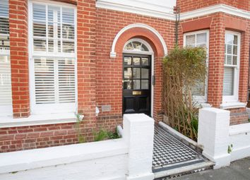 Thumbnail 3 bed flat for sale in Osmond Road, Hove