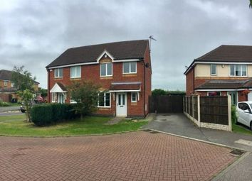 Thumbnail 3 bed semi-detached house to rent in The Hawthorns, Kirkby-In-Ashfield, Nottingham