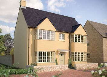 "Thumbnail 3 bed detached house for sale in ""The Sheringham II"" at Cinder Lane, Fairford"