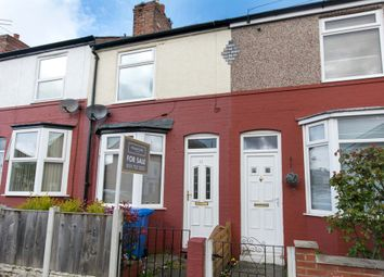 Thumbnail 2 bedroom terraced house for sale in Albany Road, Walton, Liverpool
