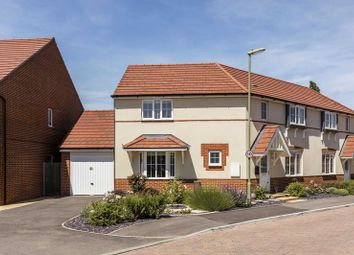 Thumbnail 3 bed semi-detached house for sale in Poppy Way, Denvilles, Havant